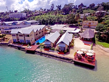 Foto van Moorings Hotel in Port Vila