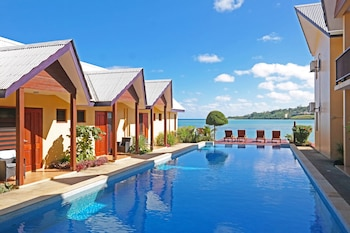 Foto do Moorings Hotel em Port Vila