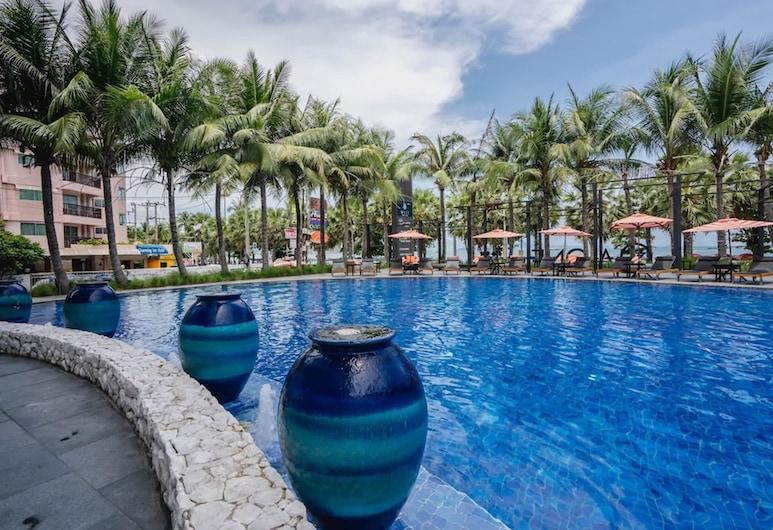 A-One New Wing Hotel, Pattaya, Hồ bơi ngoài trời