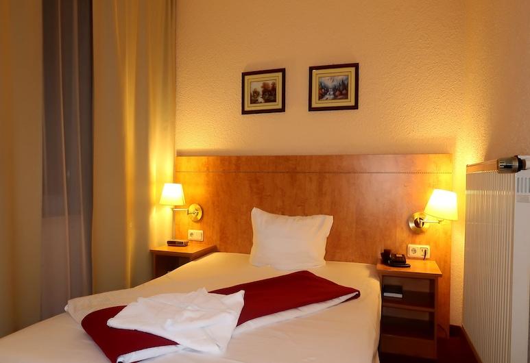 Hotel Adler, Leipzig, Habitación con 1 cama doble o 2 individuales, Habitación