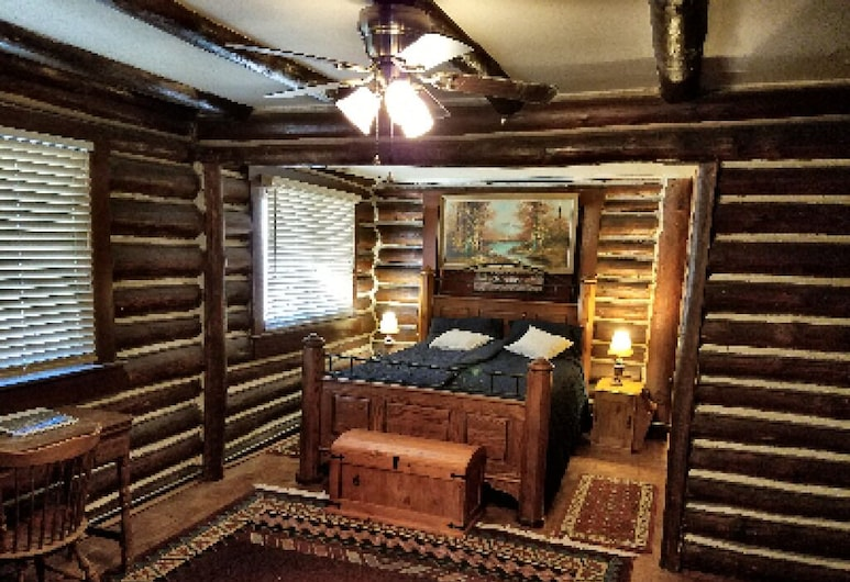 Black Forest Lodge, Colorado Springs, Standard Cabin, Ensuite (Cascade), Room