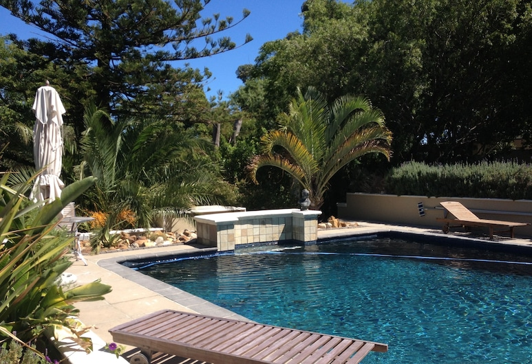 Somerset Villa Guesthouse, Kaapstad, Buitenzwembad