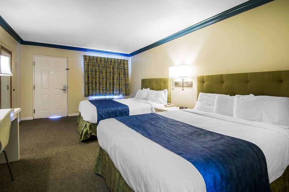 Standard Δωμάτιο, 2 Queen Κρεβάτια, Μη Καπνιστών - Δωμάτιο επισκεπτών