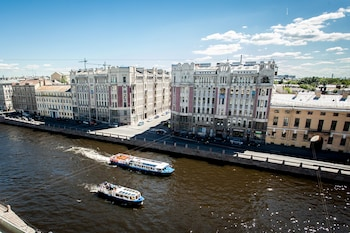 Picture of Asteria Hotel in St. Petersburg