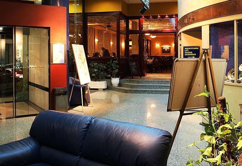 Grand Hotel Palladion, Ioánnina, Sala de estar en el lobby