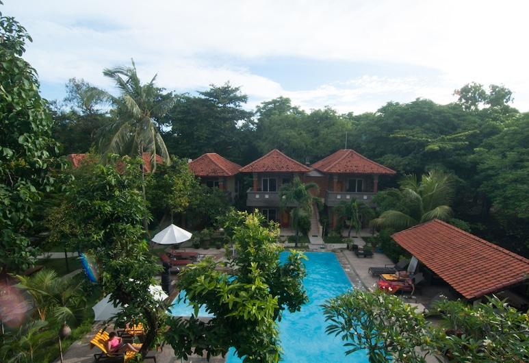 美樂思庫達 SPA 平房酒店, 庫塔, 室外泳池