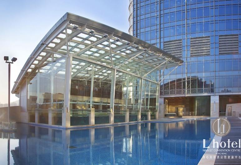 如心海景酒店暨會議中心, 荃灣, 室外泳池