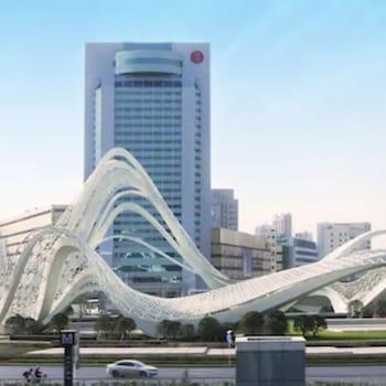תמונה של Ramada Plaza Wuhan Optics Valley בווחאן
