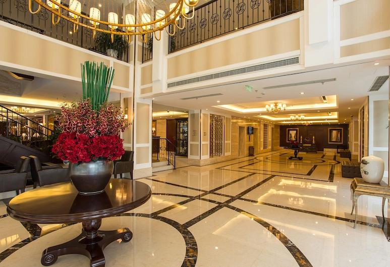 錦江都城上海閔行飯店, 上海市, 大廳
