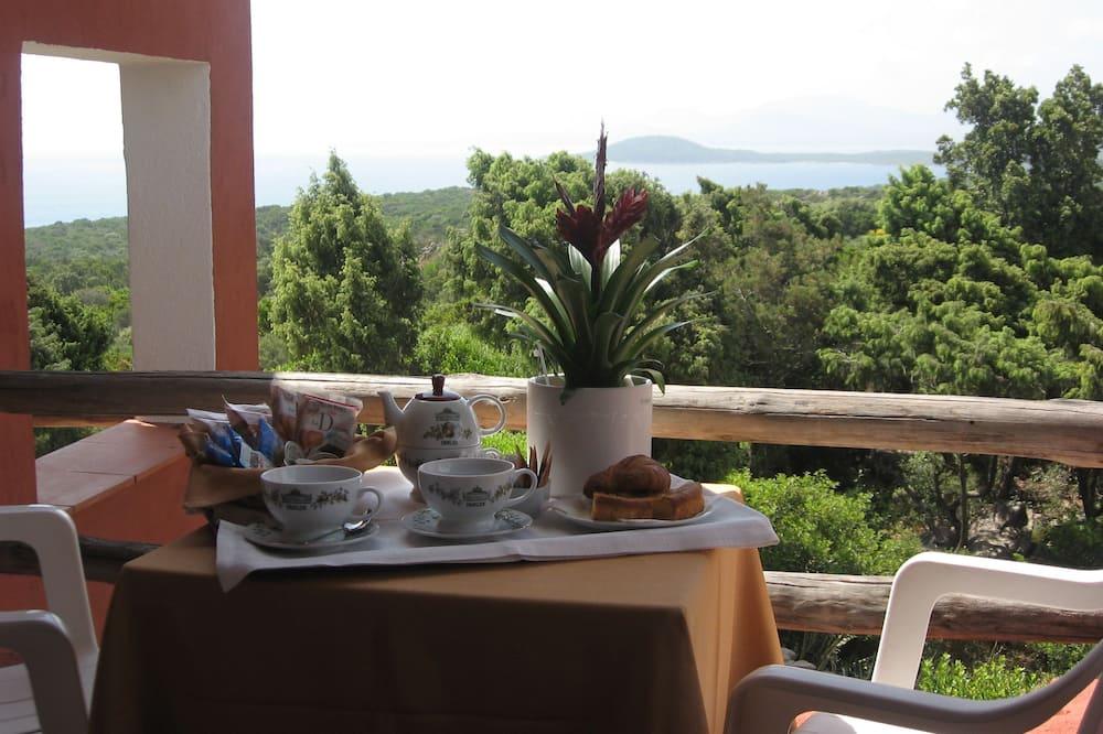 Superior-Dreibettzimmer - Balkon
