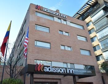 Selline näeb välja Madisson Inn Hotel & Luxury Suites, Bogotá