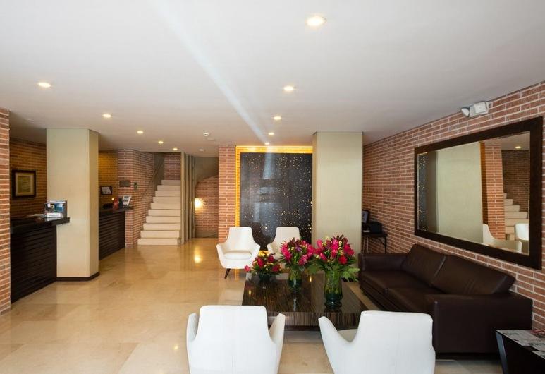 Madisson Inn Hotel & Luxury Suites, בוגוטה