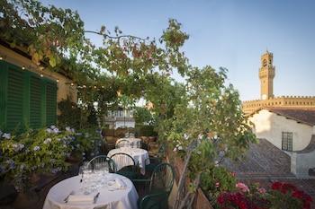 피렌체의 호텔 에르미타주 사진