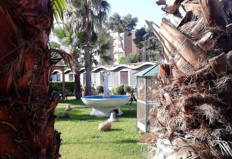 Green Park Hotel, Napoli, Overnattingsstedets eiendom
