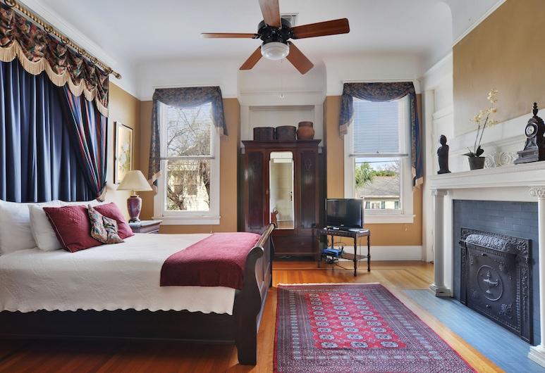 サザン コンフォート ベッド アンド ブレックファスト, ニューオーリンズ, スタンダード ルーム クイーンベッド 1 台 禁煙, 部屋
