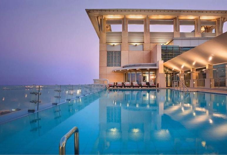Hyatt Regency Al Kout Mall, Fahaheel, Alberca al aire libre