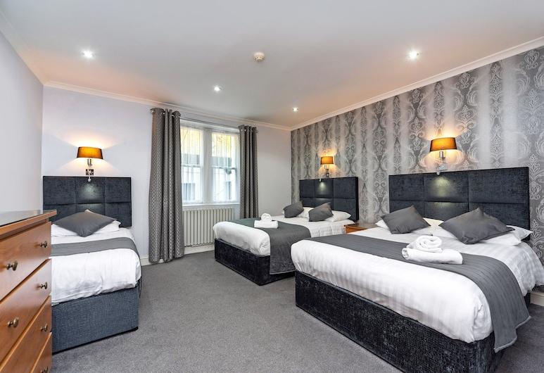 蒙同酒店, 倫敦, 家庭客房, 客房