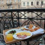 套房 - 客房內用餐