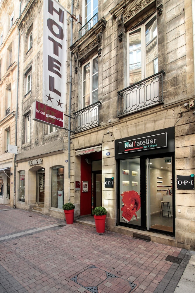Hotel Gambetta, Bordeaux