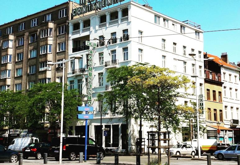 Hotel Continental Gare du Midi, Bruxelles