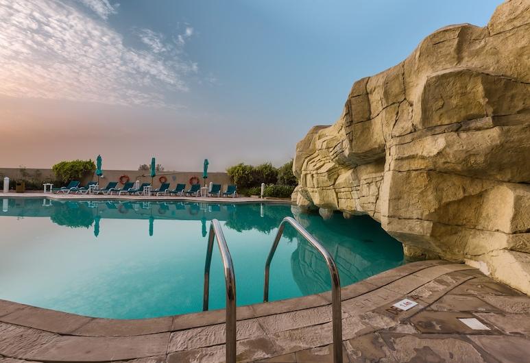 Park Hotel Apartments, Dubai, Utomhuspool