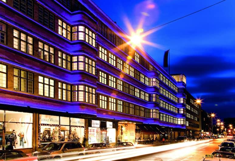 Ellington Hotel Berlin, Berlín, Pohľad na hotel