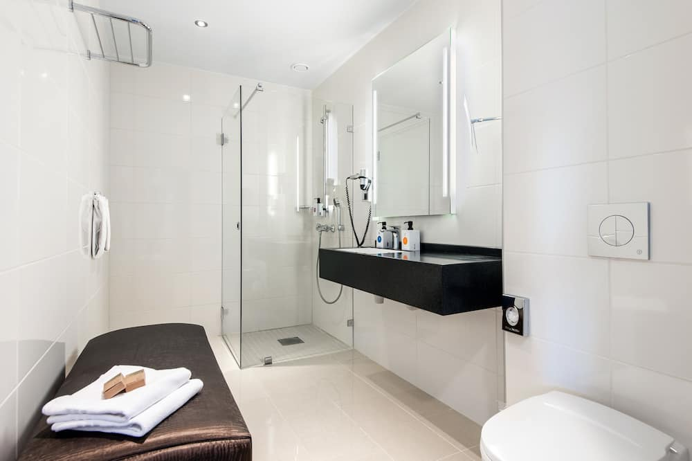 スーペリア ルーム ダブルベッド 1 台 禁煙 - バスルーム