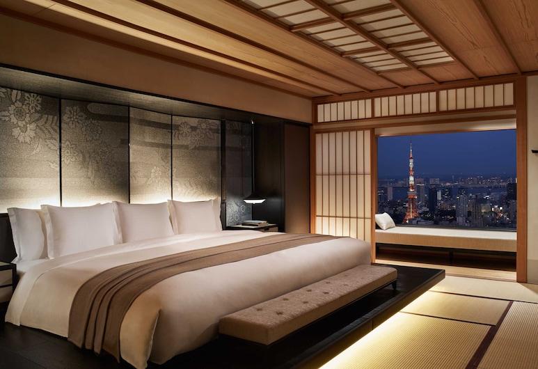ザ・リッツ・カールトン東京, 港区, クラブ スイート 1 ベッドルーム 禁煙, 部屋