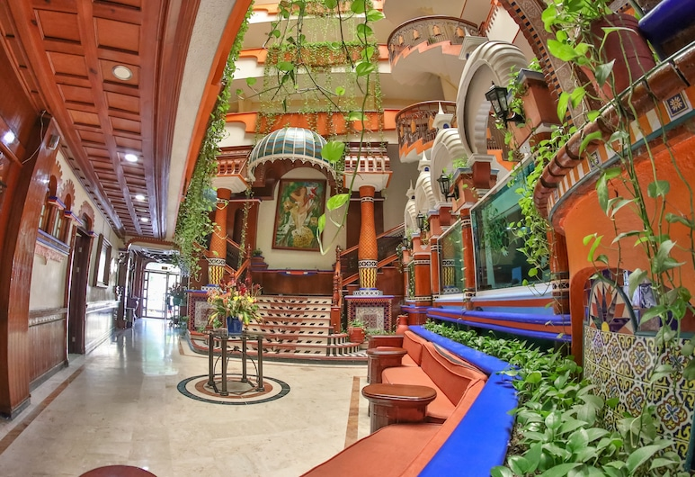 Hotel Báez Carrizal, Villahermosa, Salottino della hall
