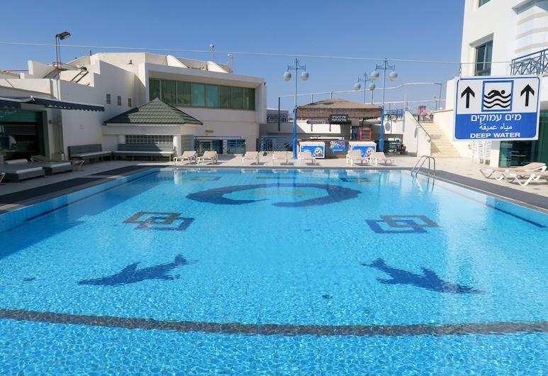 Palms Hotel Eilat, Eilat, Bassein
