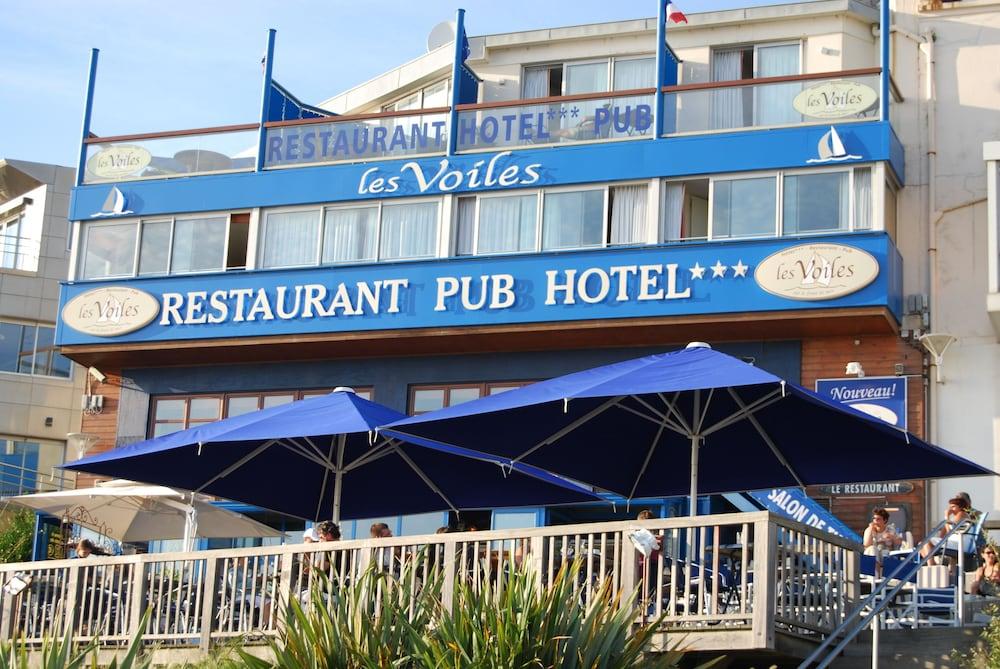 Book Hôtel Les Voiles sur le front de mer in Sainte-Adresse | Hotels.com
