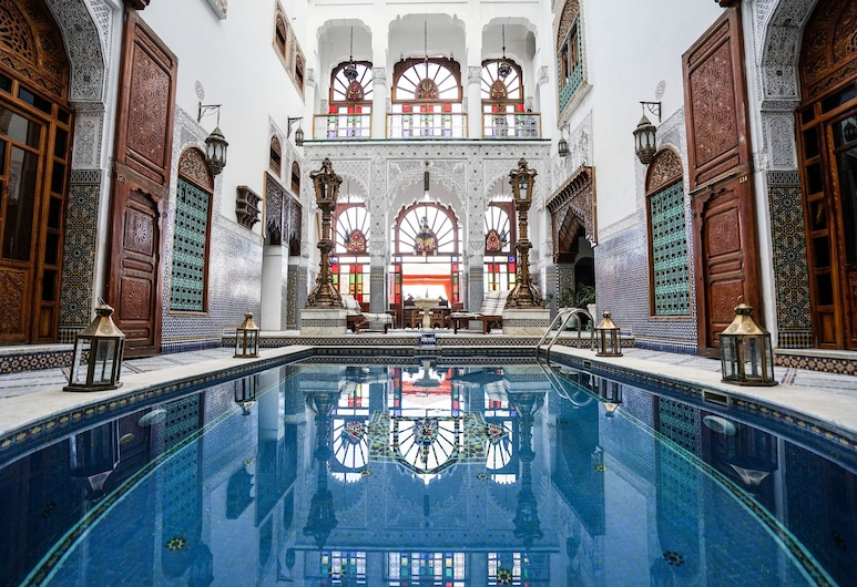 Riad Arabesque, Fes