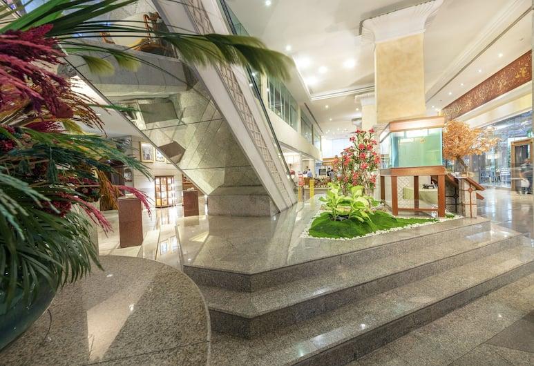 チャオパヤ パーク ホテル, バンコク, フロント