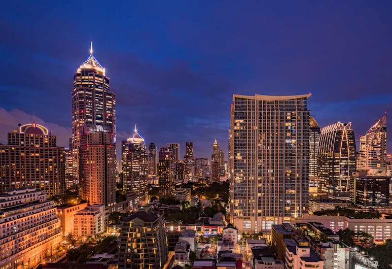 DoubleTree by Hilton Bangkok Ploenchit, Bangkok, Suite, 1 Bedroom, Guest Room