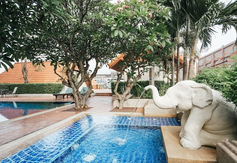 Chiangmai Grandview Hotel & Convention Center, Chiang Mai, Outdoor Pool