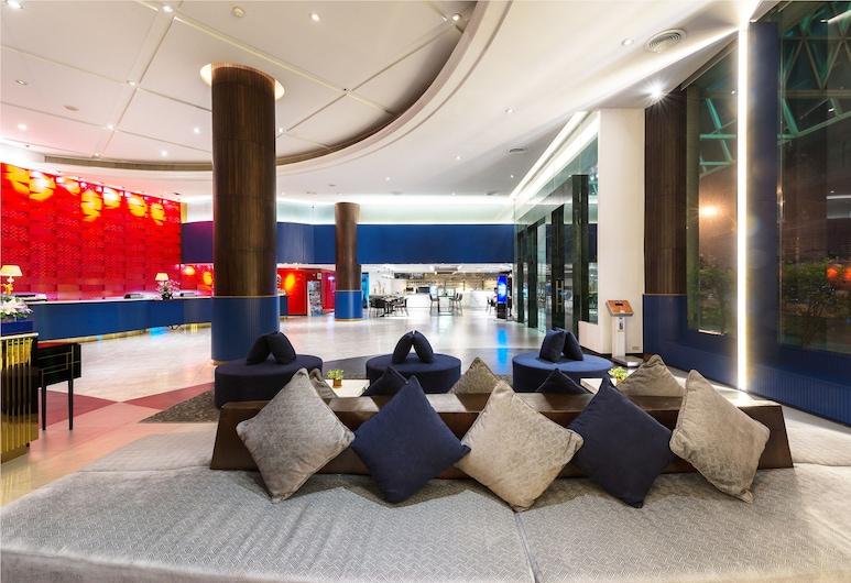 A-One Bangkok Hotel, Bangkok, Lobby Sitting Area
