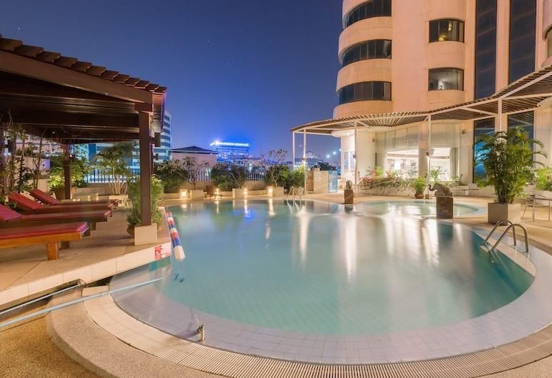 エーワン バンコク ホテル, バンコク, 屋外プール