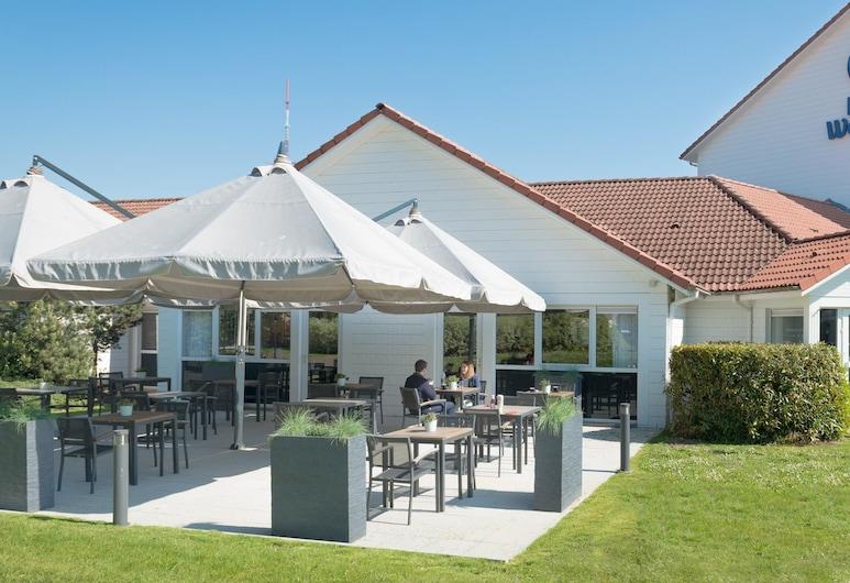 Best Western Hotel Wavre, Wavre, Terrazza/Patio