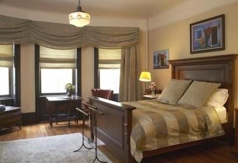 Sugar Hill Harlem Inn, ניו יורק, סטודיו, מיטת קווין, חדר אורחים