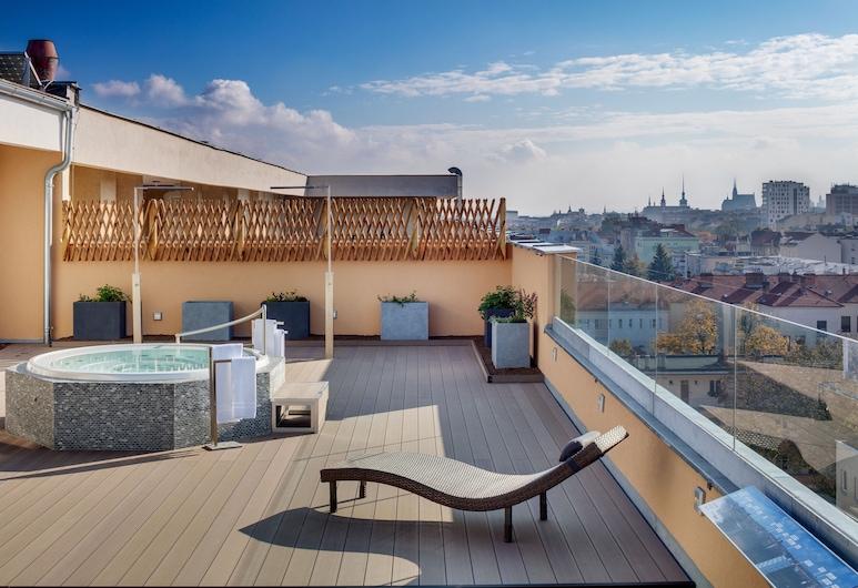 Avanti Hotel Brno, Brno, Idromassaggio all'aperto