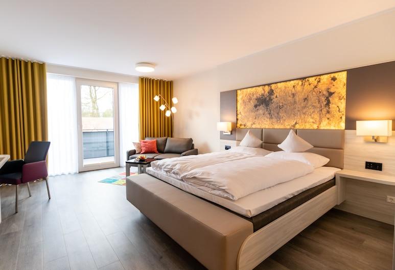 Hotel Leugermann, Ibbenbüren, Premium-dobbeltværelse, Værelse
