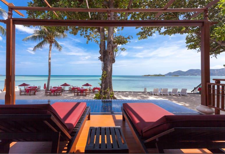 The Briza Beach Resort, Samui, Koh Samui, Ocean Front Villa with Private Pool, Terrace/Patio