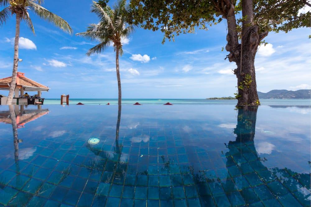 Ocean Front Villa with Private Pool - Vendégszoba kilátása