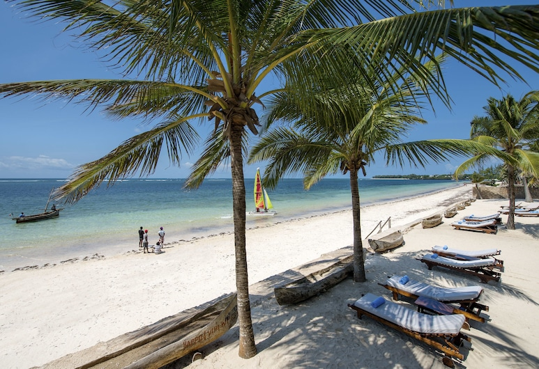Diamonds Dream of Africa, Malindi, Plage