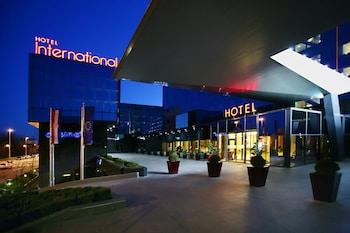 Zagreb bölgesindeki International Hotel resmi