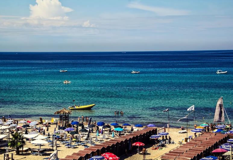Hotel Sirenetta, Isola delle Femmine, Pantai