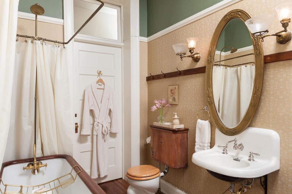 Deluxe Süit, 1 Büyük (Queen) Boy Yatak, Özel Banyo - Banyo