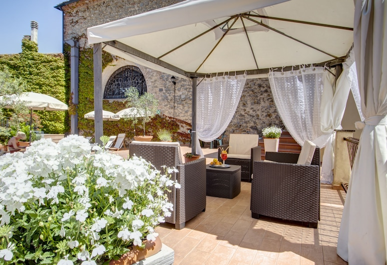 Hotel San Lino, Volterra, Exteriér