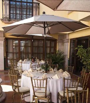 Nuotrauka: Hotel La Finca del Minero, Sakatekasas