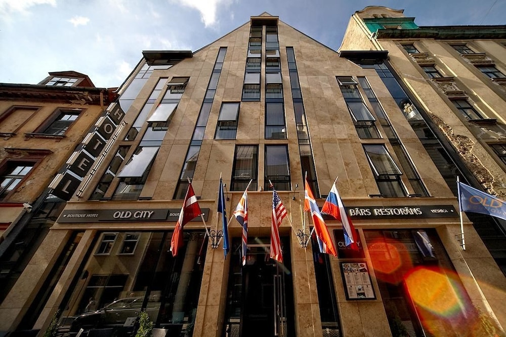Old City Boutique Hotel Riga